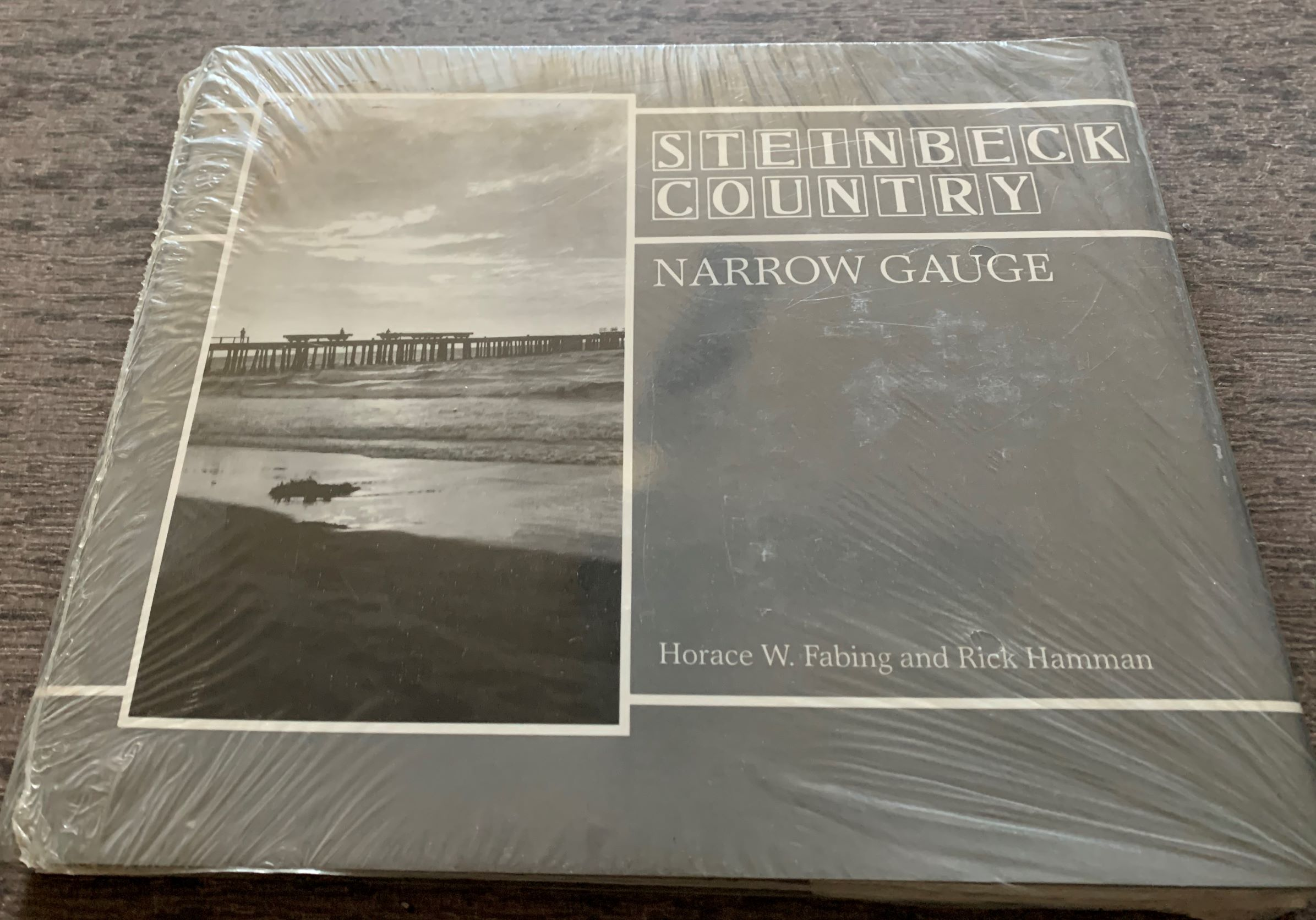 Image for Steinbeck Country Narrow Gauge [Still in Shrinkwrap].