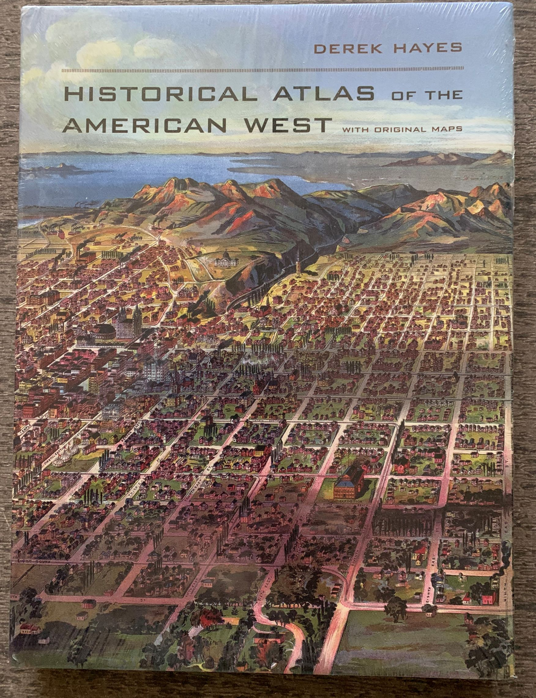 Image for Historical Atlas of the American West: With Original Maps [Still in Original Shrinkwrap].