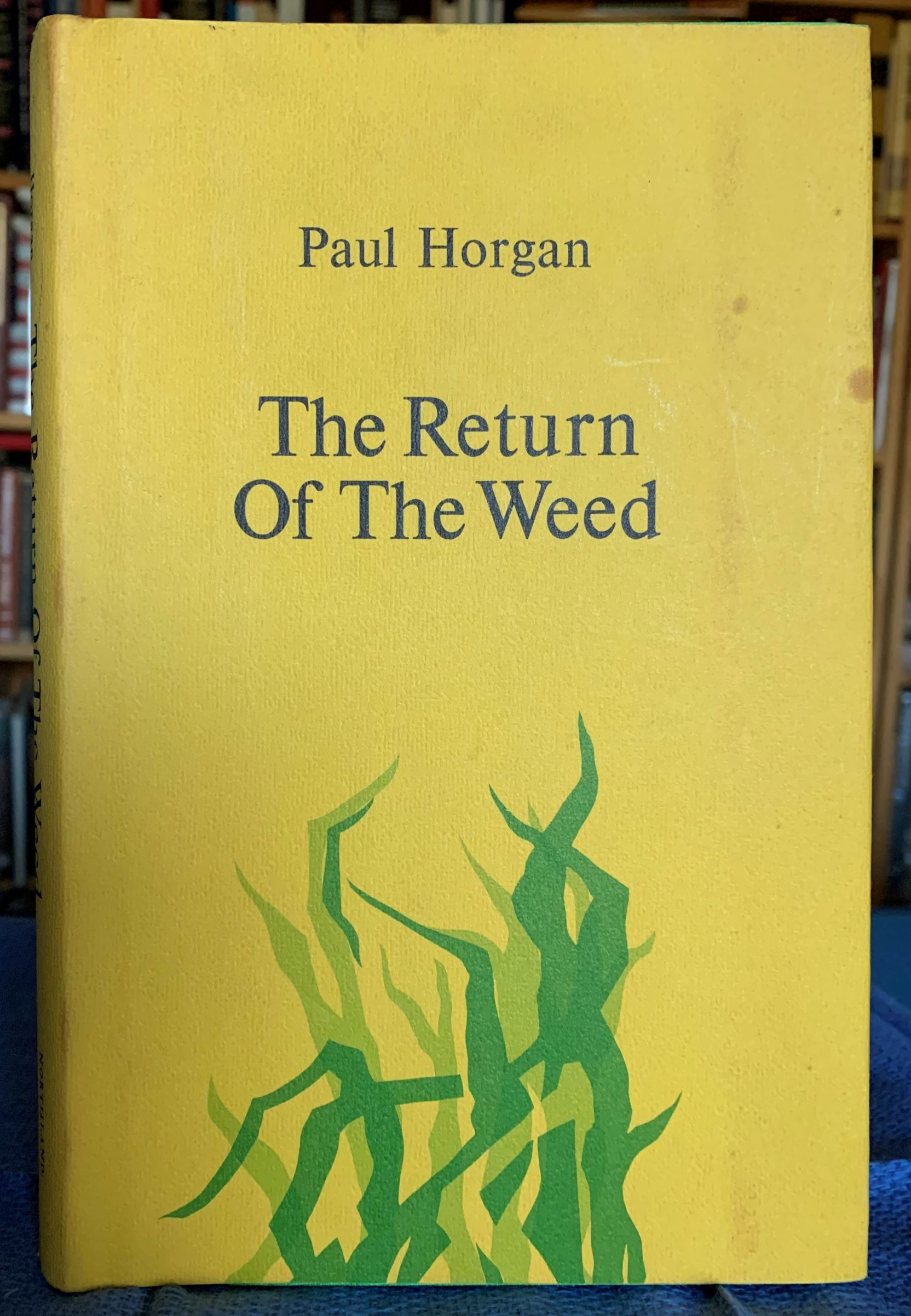 Image for The Return of the Weed.