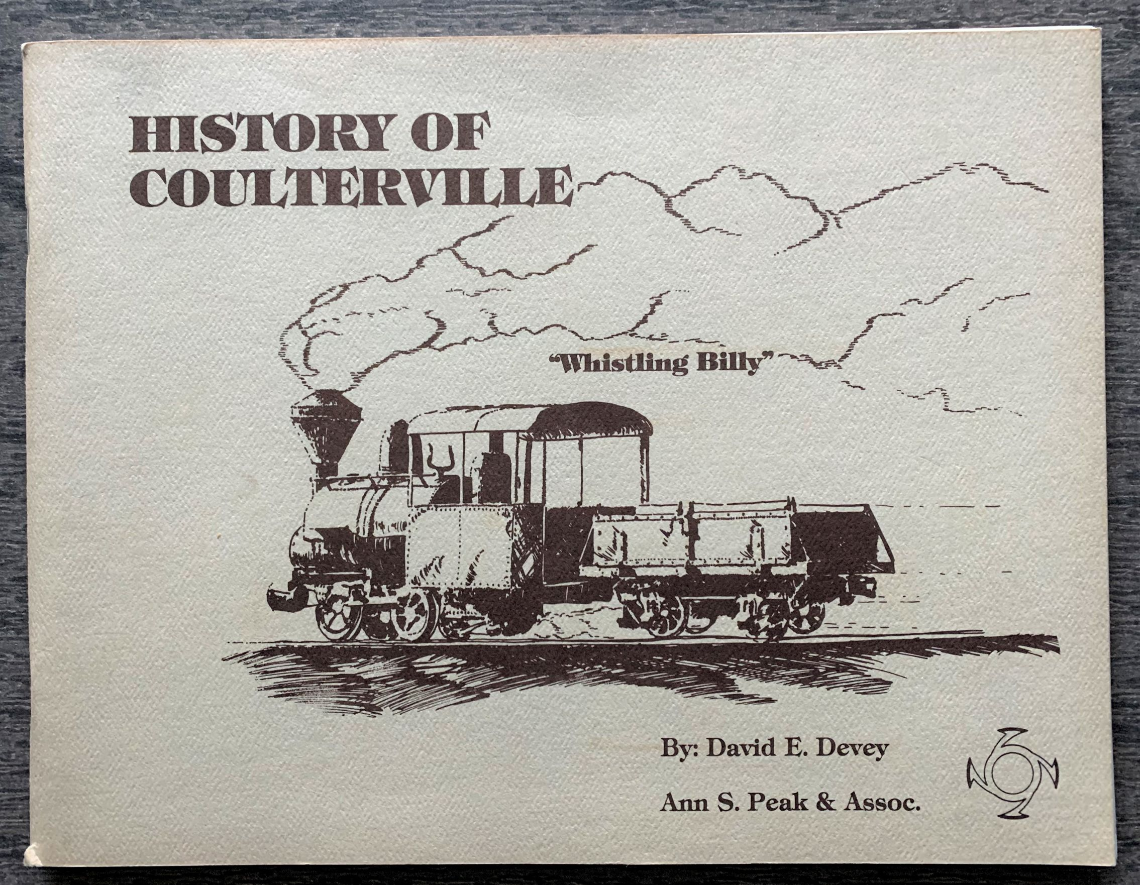 Image for Coulterville Historical Narrative.