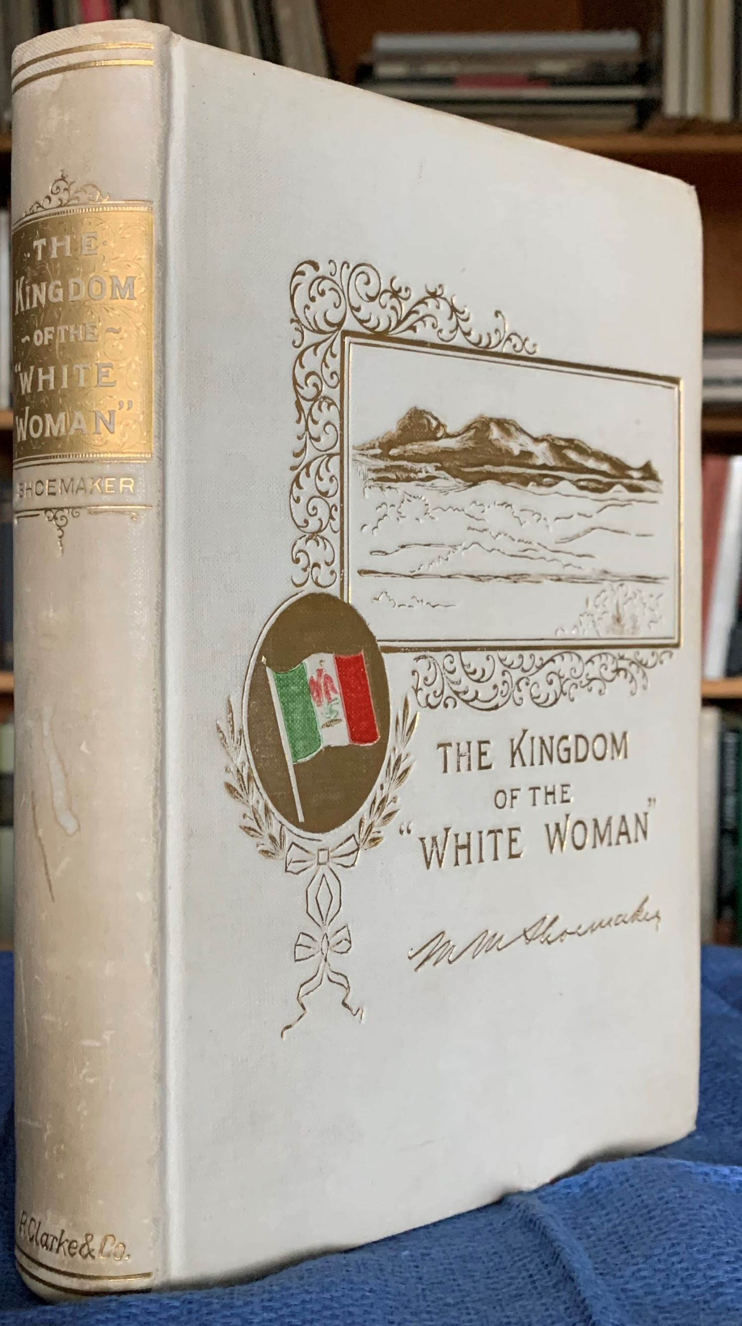 Image for The Kingdom of the White Woman: A Sketch.