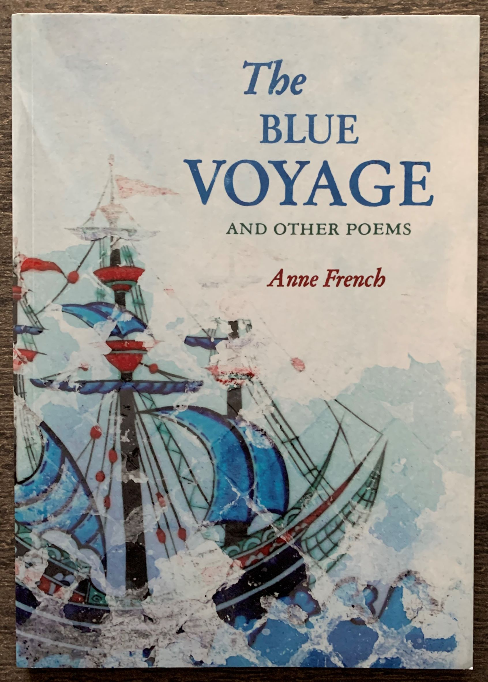 Image for The Blue Voyage and Other Poems.