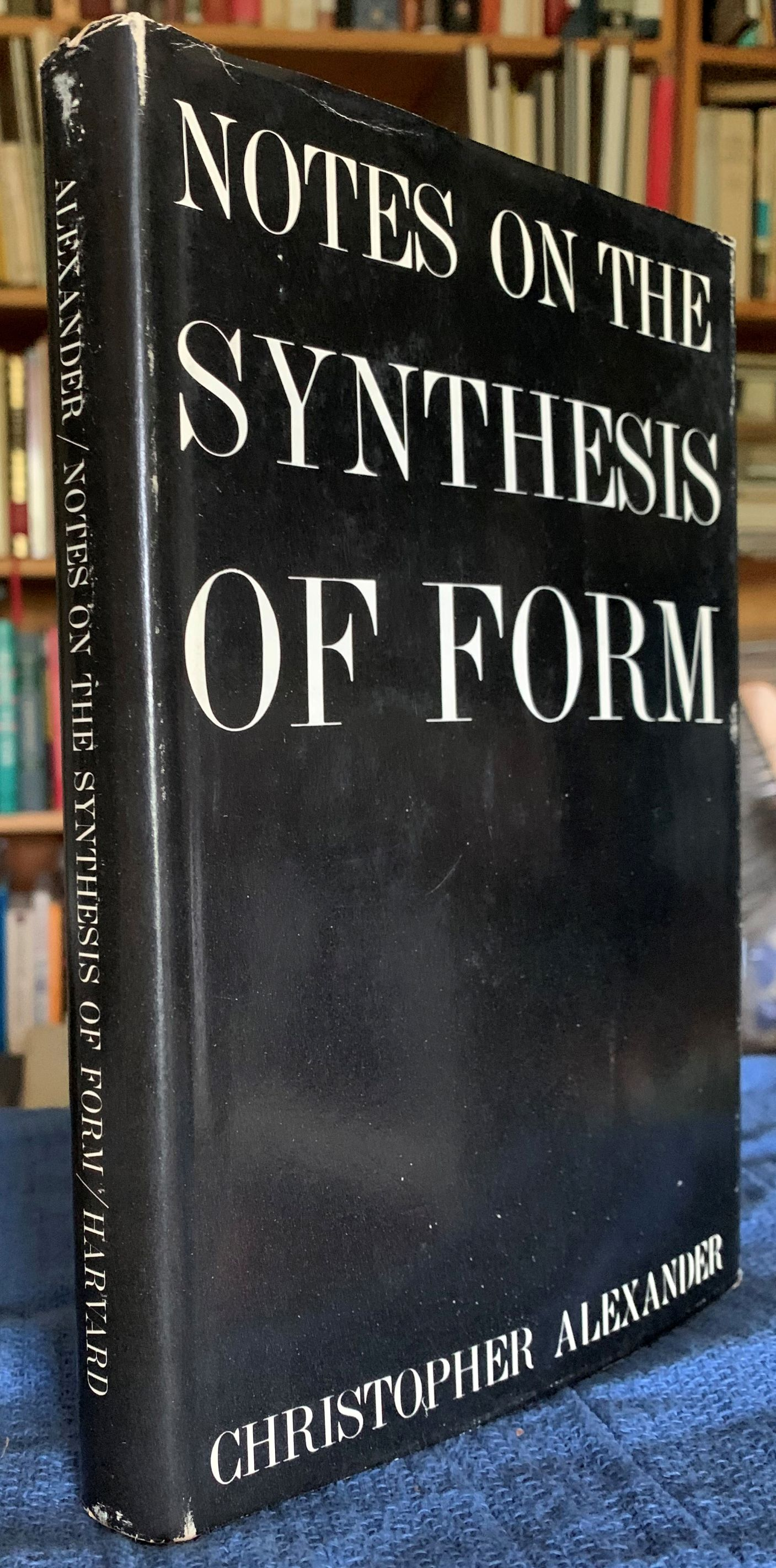 Image for Notes on the Synthesis of Form.