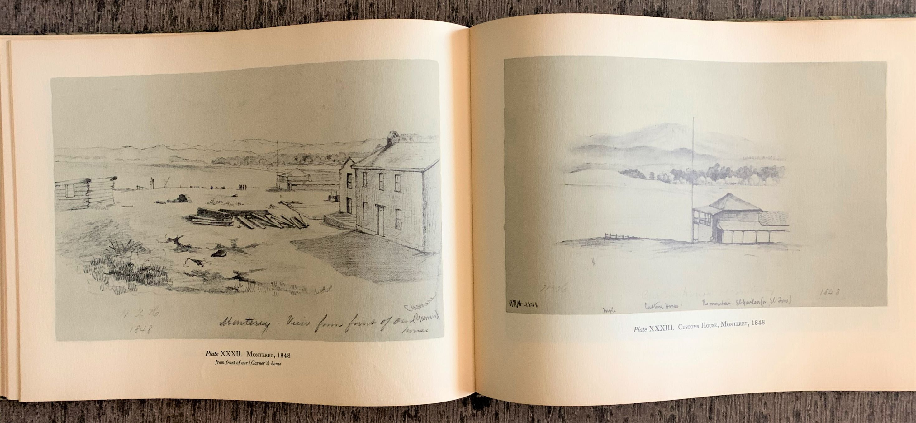 Image for California 1847-1852; Drawings by William Rich Hutton. Reproduced from the originals in the Huntington Library.