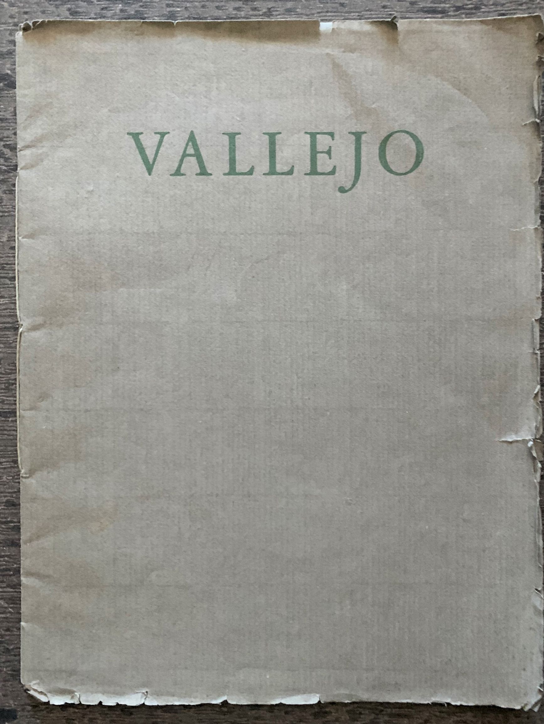 Image for Vallejo. Being a Brief Sketch of Don Mariano Vallejo with His Address Before the Junta at Monterey in the Year of 1846.