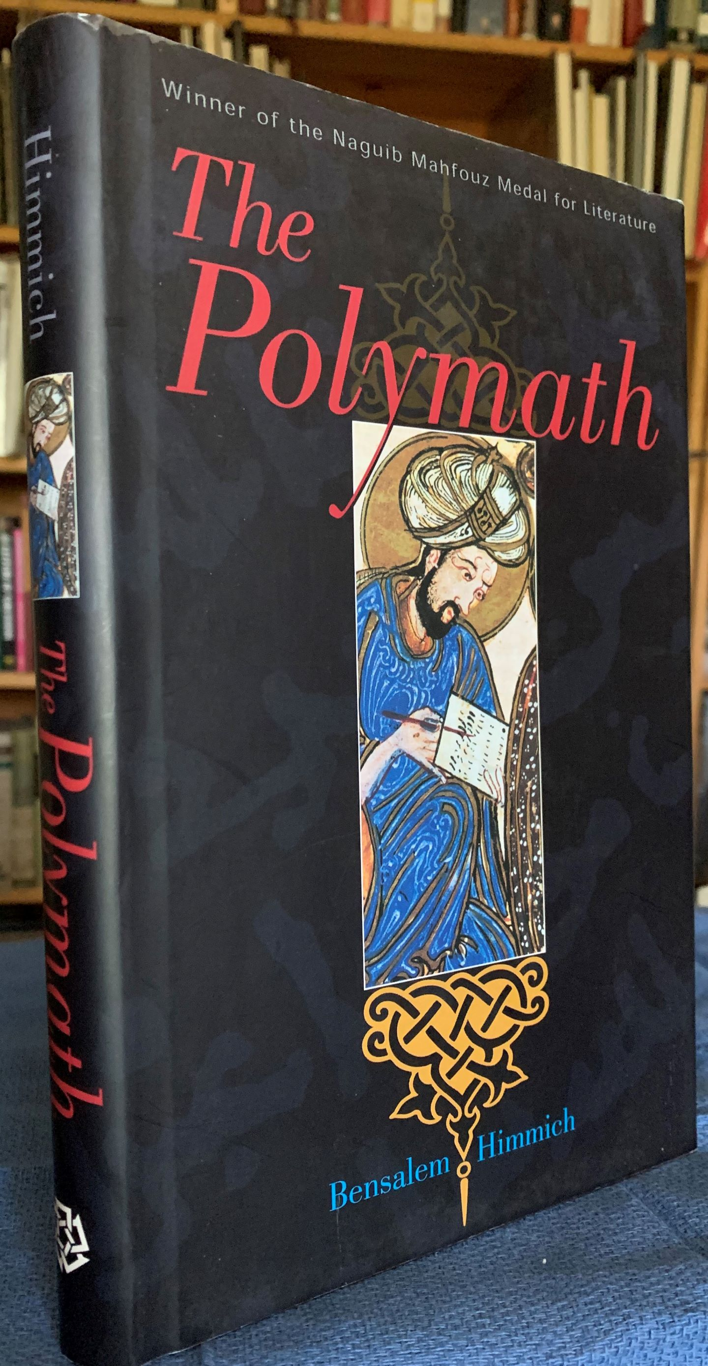 Image for The Polymath.  Translated by Roger Allen.