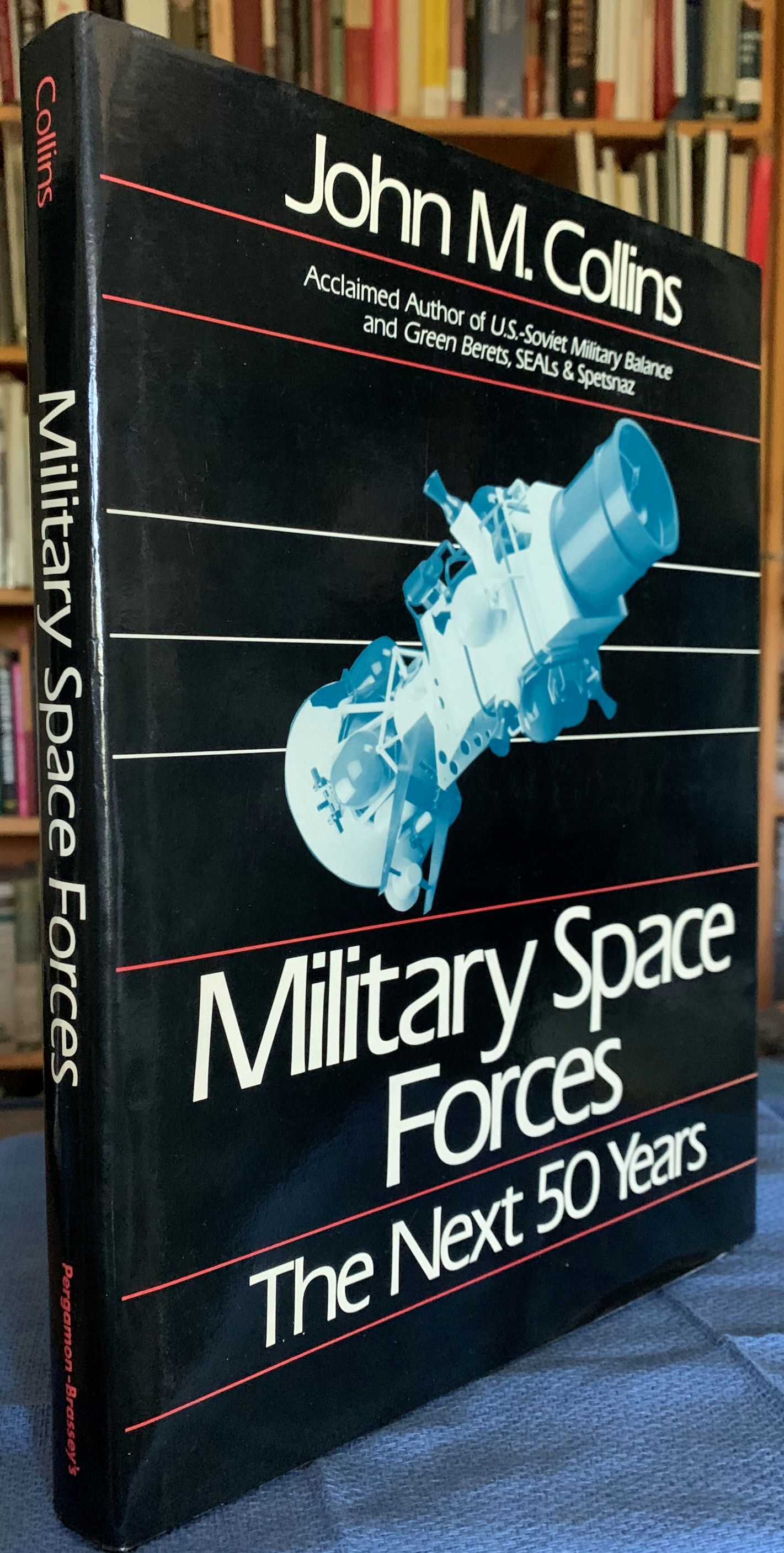 Image for Military Space Forces, The Next 50 Years.