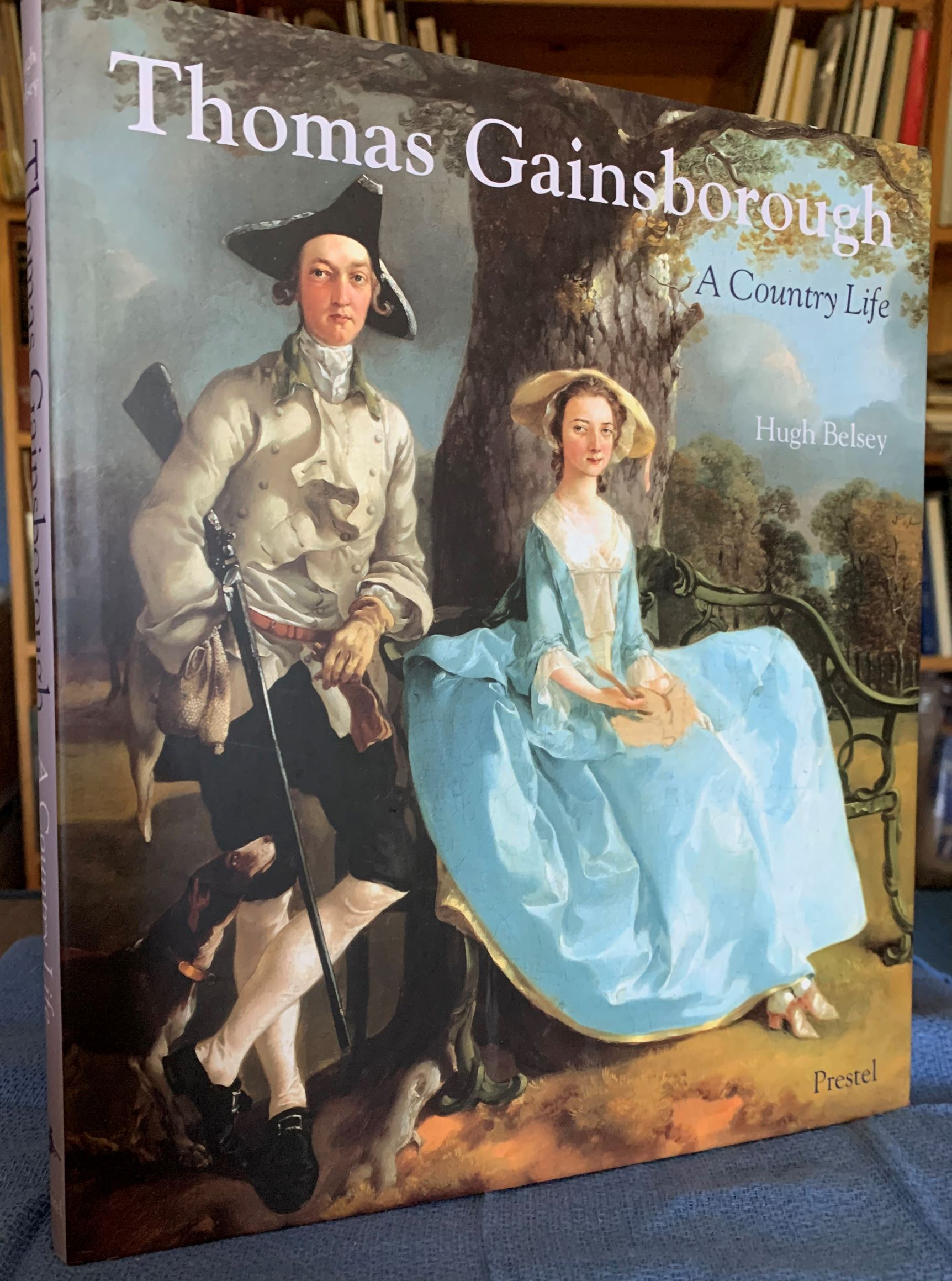 Image for Thomas Gainsborough, A Country Life.