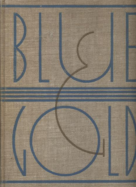 Image for Blue and Gold, Volume 63 - 1936.